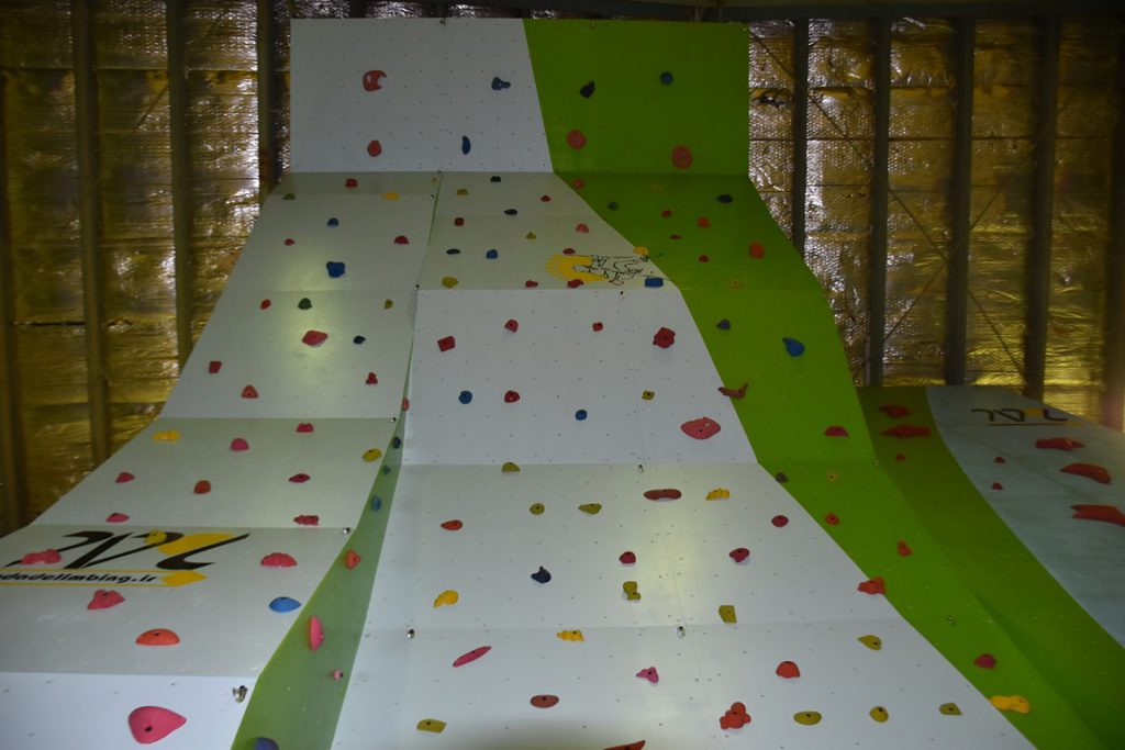 دیواره سنگنوردی خمین، اداره ورزش و جوانان 6