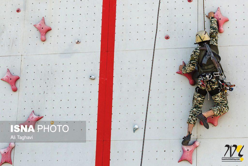 دیواره سنگنوردی سرعت