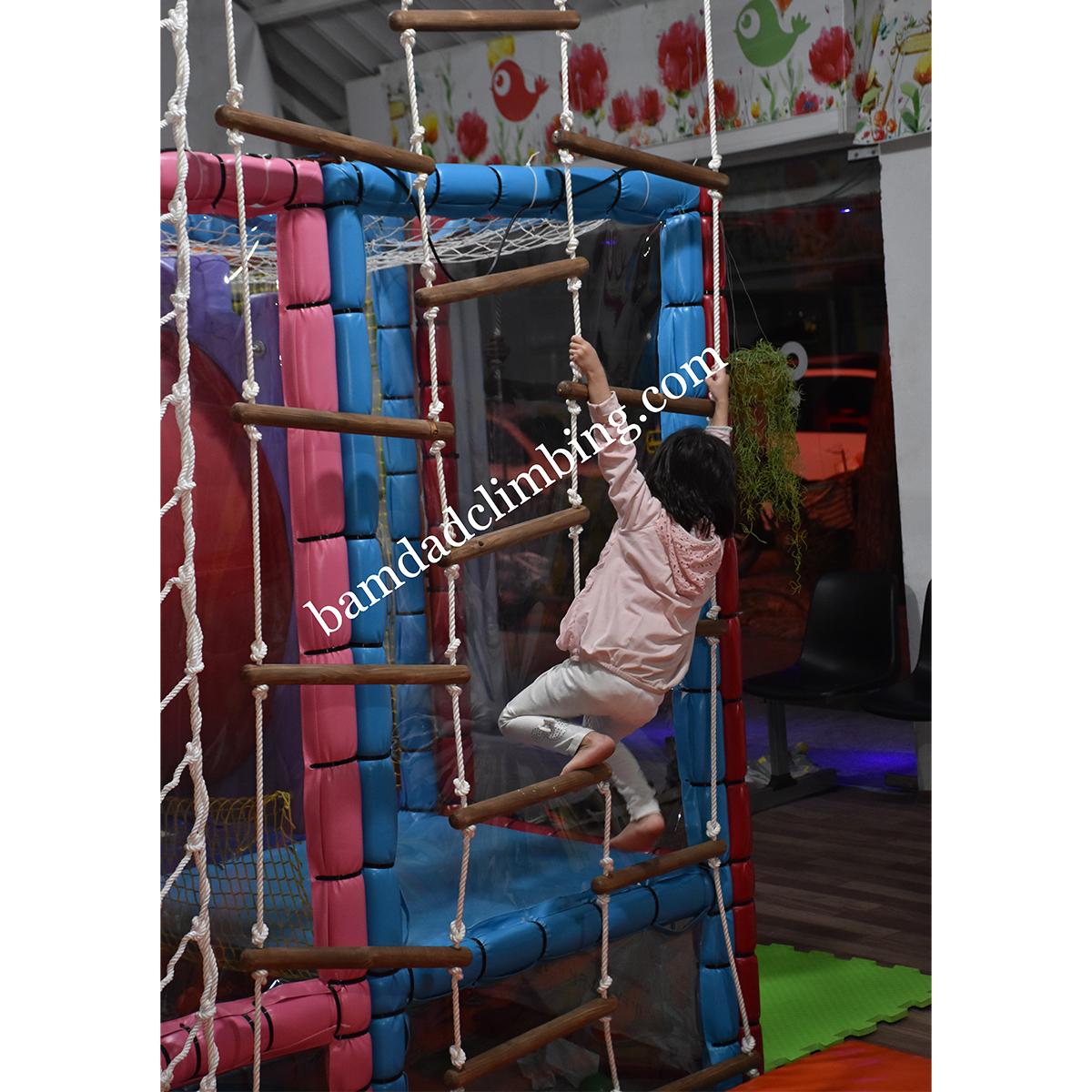 نردبان طنابی