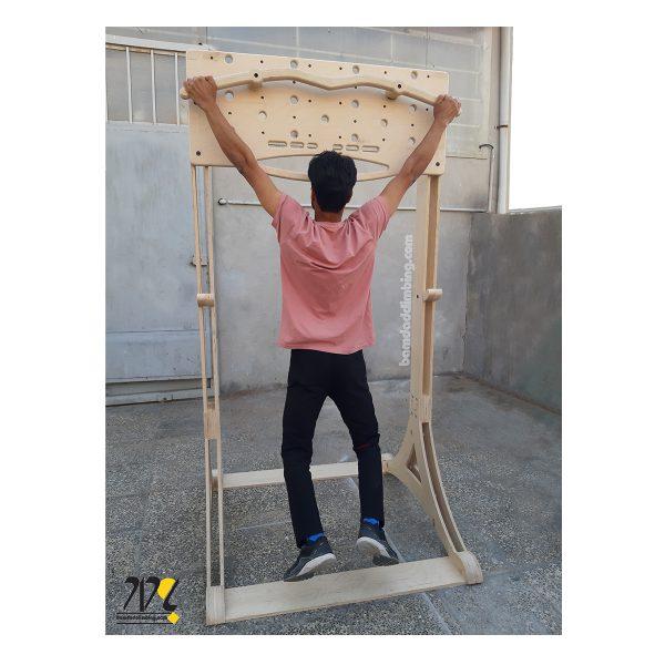 استند-چوبی-بامداد
