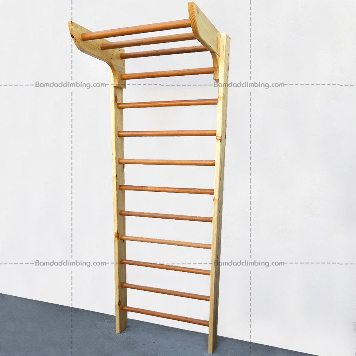 نردبان سوئدی تاجدار بامداد