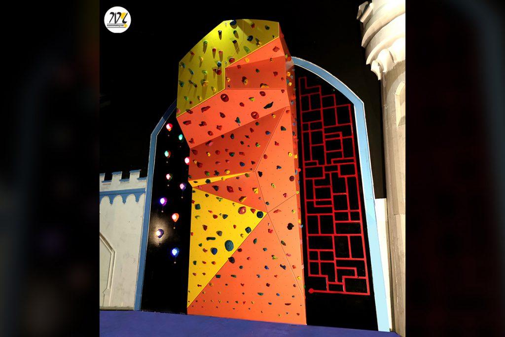 دیواره سنگنوردی شهربازی کرج